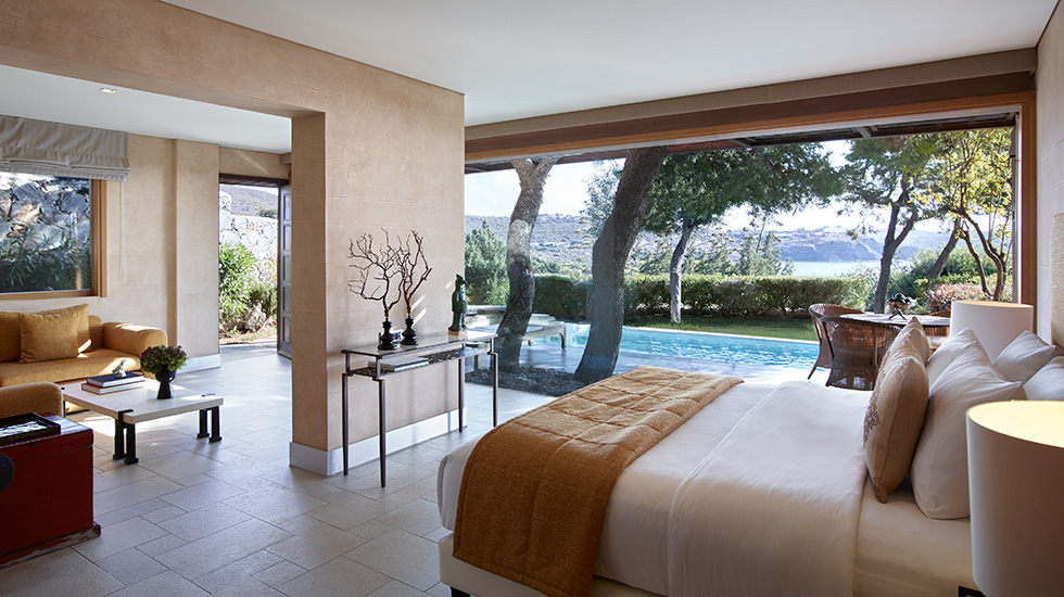 Dream Villa with Private Pool | Master Bedroom
