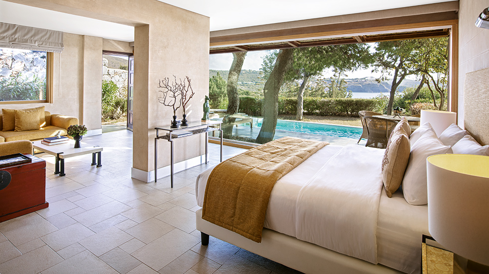 Dream Villa Private Pool | Master Bedroom with Private Pool