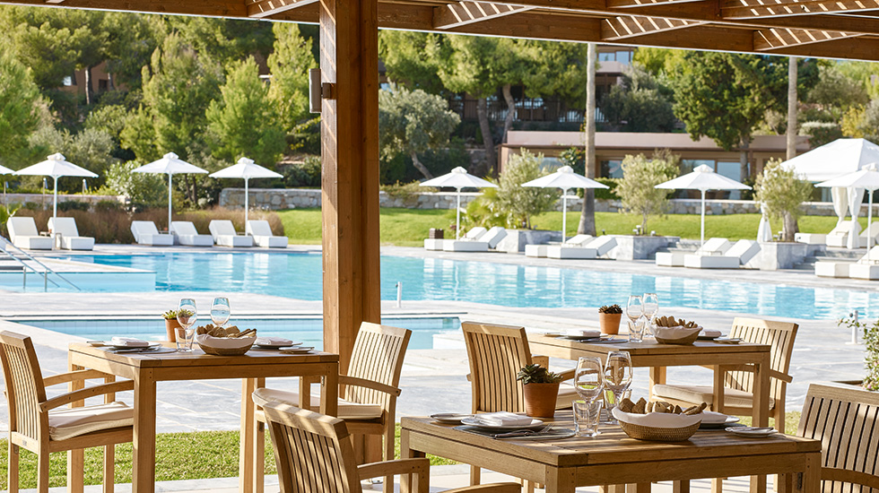 Aegean Grill | Poolside Grill Restaurant and Bar
