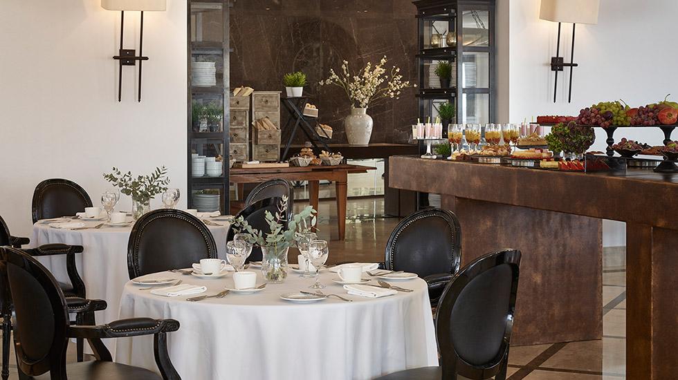 Cape Sounio Restaurant | The main restaurant