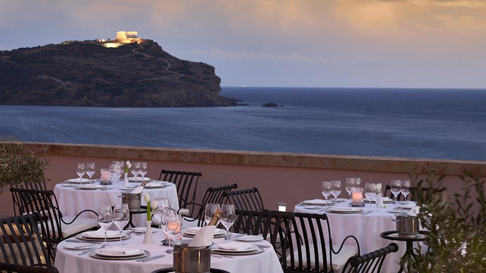 The Restaurant | A rooftop gourmet restaurant