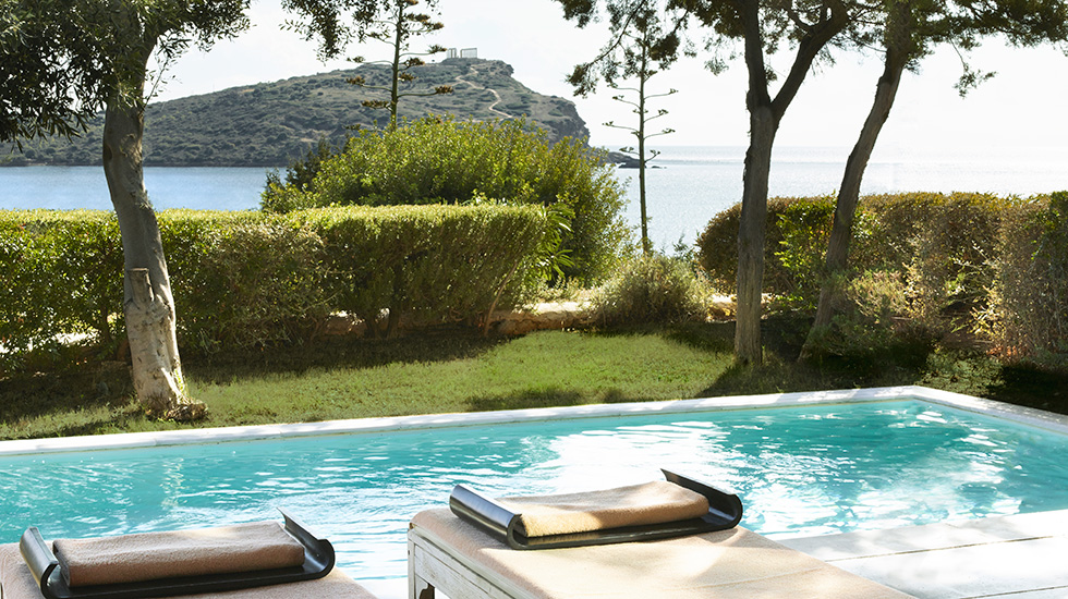 Services Amp Facilities Cape Sounio 5 Star Hotel Athens
