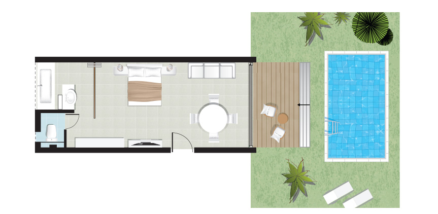 cape-sounio-deluxe-bungalow-private-pool-floorplan