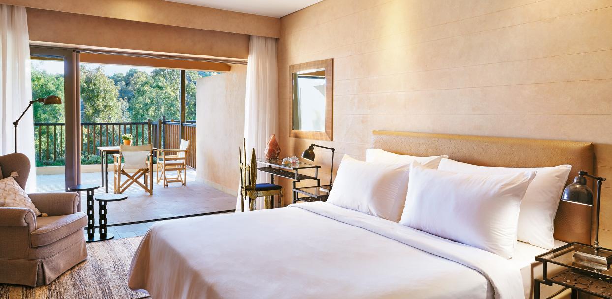 family-room-in-cape-sounio-in-athens-riviera-resort