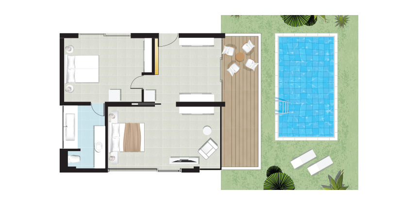 cape-sounio-ambassador-villa-private-pool-floorplan