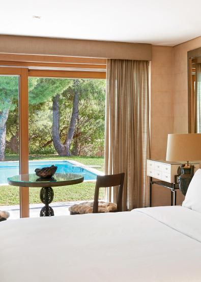 cape-sounio-ambassador-villa-private-pool-beach-resort-attica