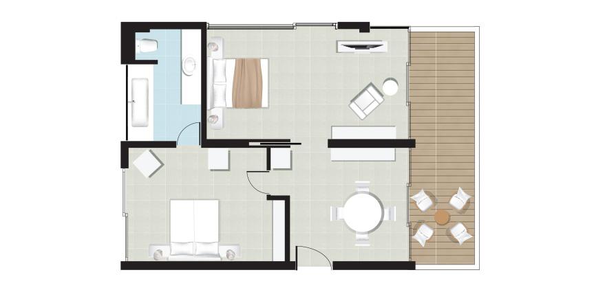 cape-sounio-deluxe-family-suite-floorplan