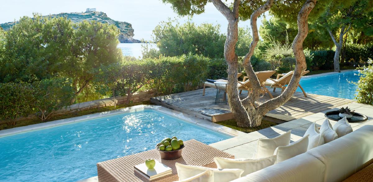 02-villa-with-provate-pool-in-cape-sounio-hotel