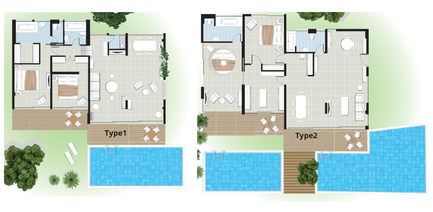 cape-sounio-presidential-villa-private-pool-floorplan
