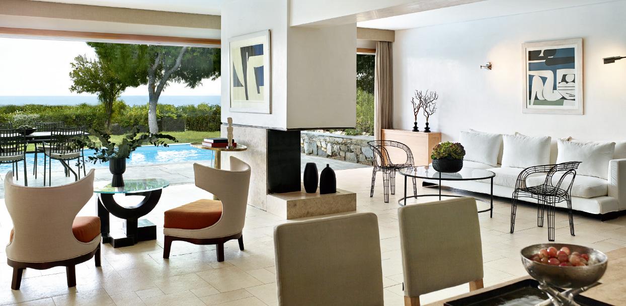 presidential-villa-with-private-pool-in-cape-sounio-beach-resort