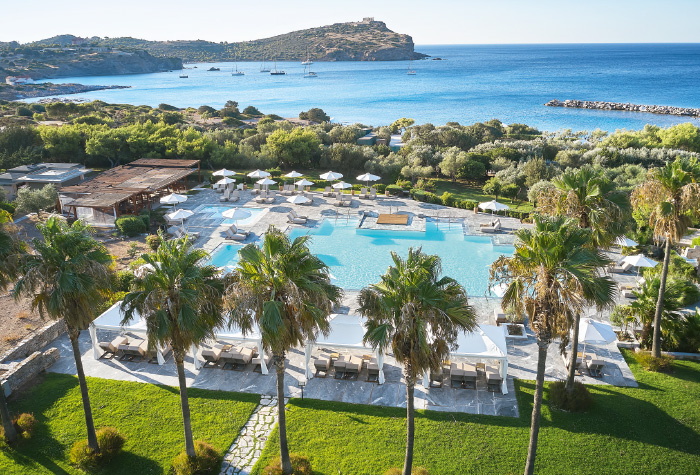 01-beach-and-pools-cape-sounio-resort