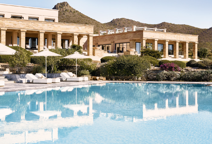 01-beach-and-pools-in-cape-sounio-resort